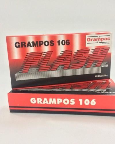 Detalhes do produto Grampo Manual