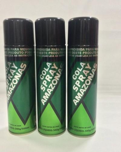 Detalhes do produto Cola Spray Amazonas