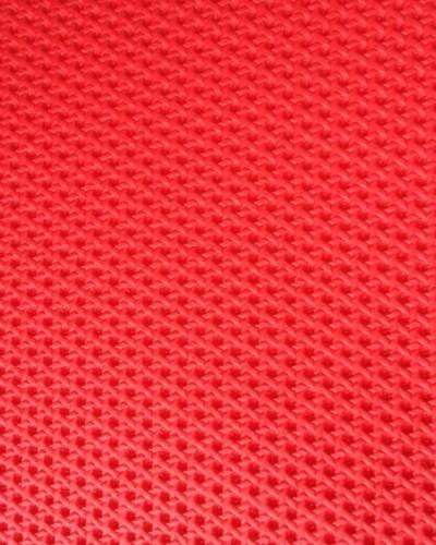 Detalhes do produto Courvin Vermelho Furado 4065
