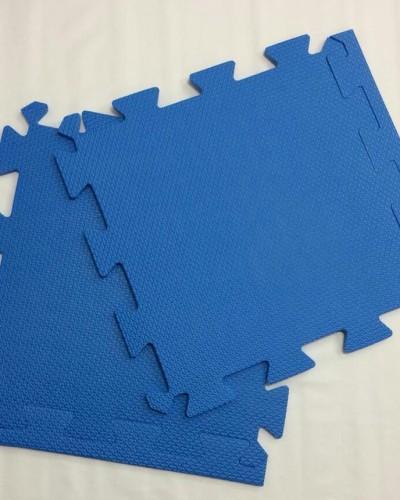 Detalhes do produto Tatame de 1cm Azul