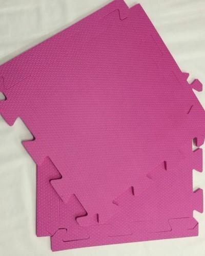 Detalhes do produto Tatame de 1cm Rosa