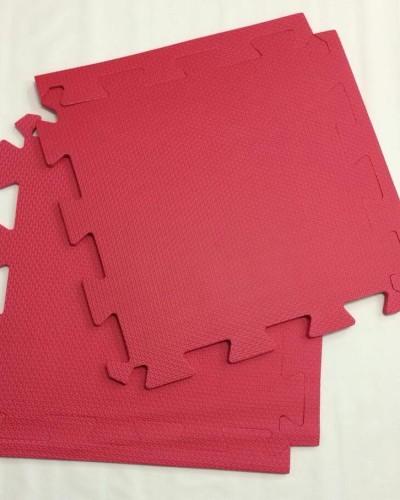 Detalhes do produto Tatame de 1cm Vermelho