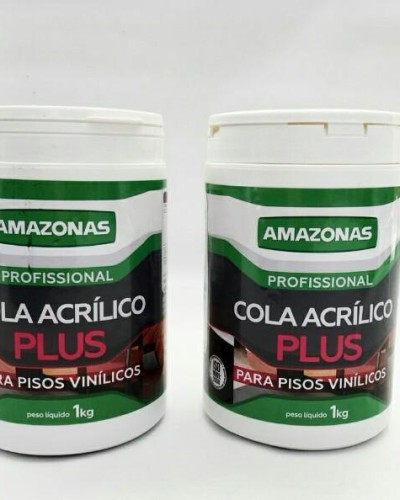 Detalhes do produto Cola Acrílica Amazonas