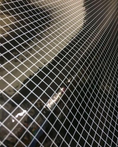 Detalhes do produto Verniz Quadriculado Preto