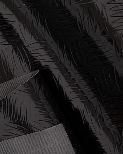 Detalhes do produto Passadeira Buss Preta Brilhosa