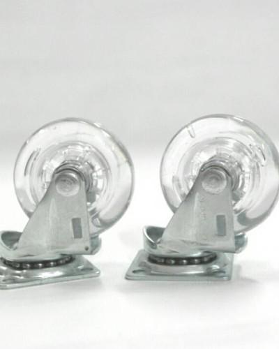 Detalhes do produto Rodizio Base Giratoria 50mm