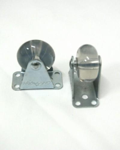 Detalhes do produto Rodizio Base Fixa 50mm