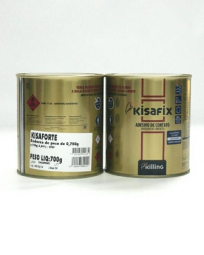 Detalhes do produto Cola Kisa Forte 700g
