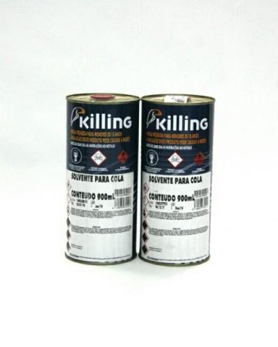 Detalhes do produto Solvente P/ Cola 900ml