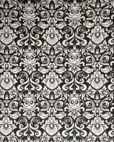 Detalhes do produto Tecido Karsten Decor Nazli Preto