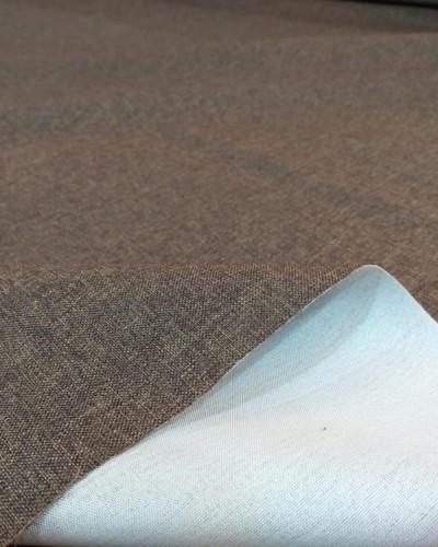 Detalhes do produto Tecido Linho Marrom