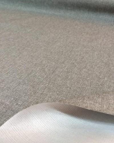 Detalhes do produto Tecido Linho Cinza