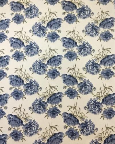 Detalhes do produto Tecido Fiama Flores Branco