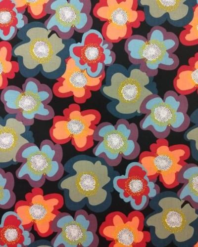 Detalhes do produto Tecido Fiama Florata