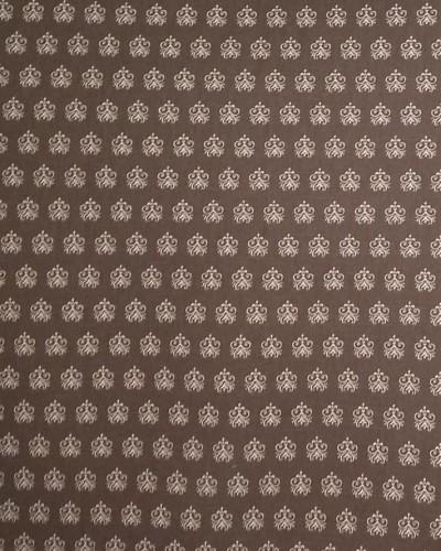 Detalhes do produto Tecido Fiama Coroa Marrom
