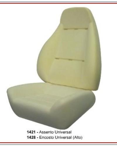 Detalhes do produto Assento e Encosto Universal