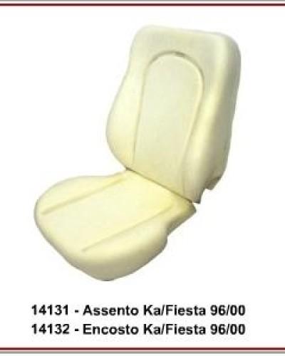 Detalhes do produto Assento e Encosto Fiesta/KA 96/00