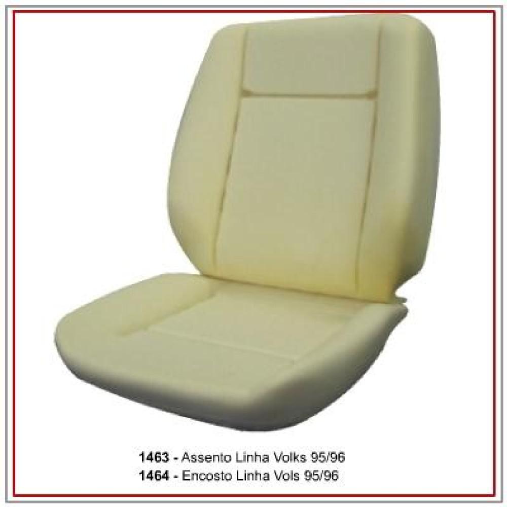 Assento e Encosto P/ Volks 95/96